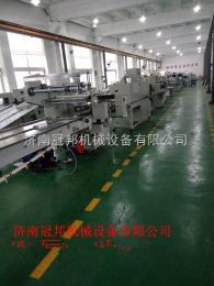 【201716】青岛枕式收缩包装机厂家  济南冠邦制造