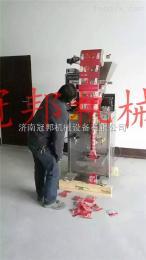 新乡供应袋泡茶颗粒包装机 定量包装 济南冠邦现场试机