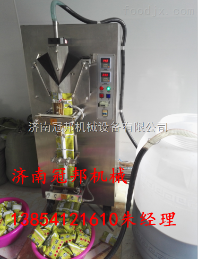 YB-13蒙阴蒙牛牛奶包装机厂家       济南【冠邦】