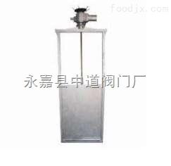 QZM不銹鋼渠道閘門