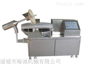 zb-125烤腸變頻斬拌機
