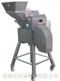 qd-350自动肉类切丁机,多功能冻肉切丁机