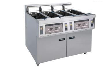 OFE-56A新款电热开口炸鸡炉
