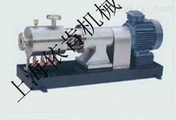 EDL1000衛生級乳化泵