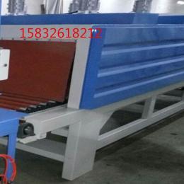 竹板熱收縮封切包裝機