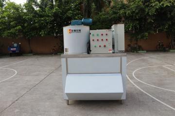 500KG海鲜店制冰机生产