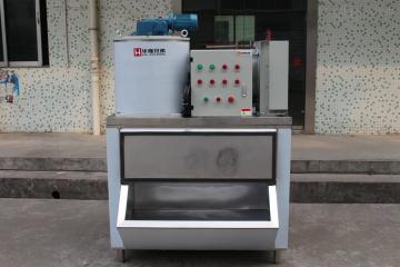 500公斤食品厂不锈钢制冰机