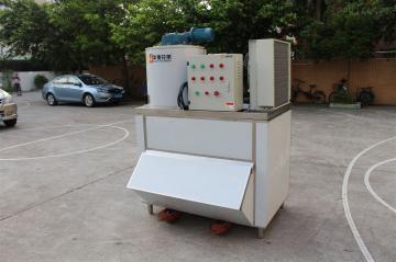 吉安食品加工厂制冰机,吉安海鲜店片冰机