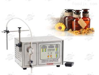 SF-2-1厂家直销小型定量磁力泵灌装机精油灌装机