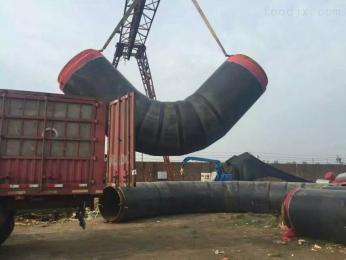 埋地式防腐聚氨酯保温管道生产商成品价格 近期标准报价