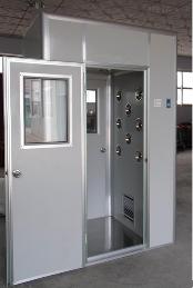 YS-1000L永生供应不锈钢风淋室、单人三吹 厂家直销