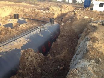 莊河醫院污水處理設備