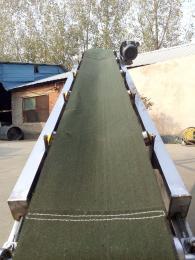 xy自动化皮带运输机铝型材皮带机厂家