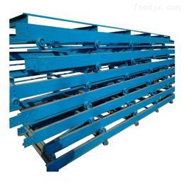 鏈板輸送機性能穩定鏈板輸送機選用標準新品 升降式鏈