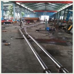 管链输送机不锈钢管链输送机厂加厚 沙子管链提升机