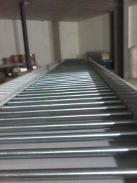 滚筒输送机哈尔滨生产的滚筒输送设备 倾斜输送滚筒辊