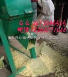 青储饲料打浆机视频 玉米秸秆打浆机