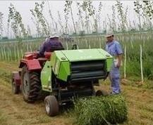 山東玉米秸稈撿拾打捆機