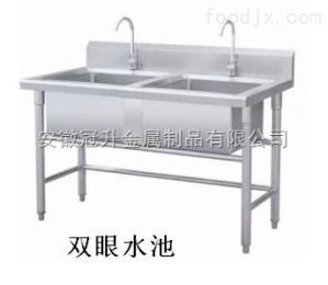 合肥厨房设备合肥不锈钢水池水槽合肥不锈钢水池