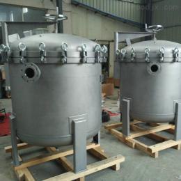 XLDL8-2S不銹鋼多袋式袋式過濾器
