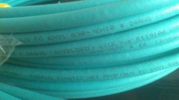 西门子DP紫色通信电缆