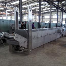 RXW-1不銹鋼制造肉丸水煮成形設備