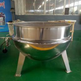 50L蒸汽立式夹层锅 粽子蒸煮锅