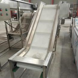 TS200厂家直销食品提升机 果蔬输送清洗