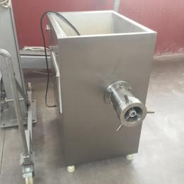 JR160諸城神州生產凍肉絞肉機  全自動不銹鋼制成