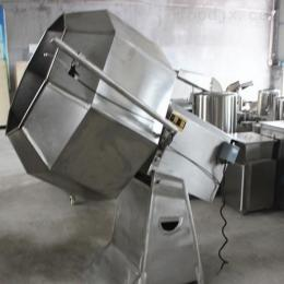 BLJ800全自动不锈钢八角调味桶  油炸食品拌料机