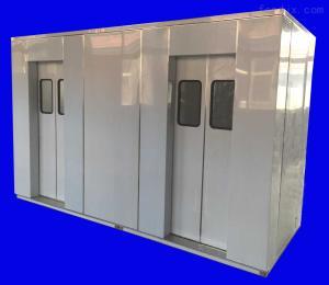 全自动2段风淋室厂家排名制造全自动2段风淋通道