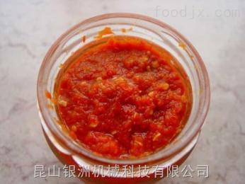 辣椒醬加工設備