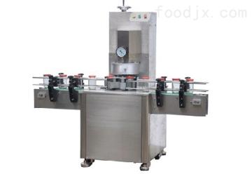 DT-01灌裝包裝旋蓋真空封蓋機  效率高  精度高不滴漏  帶攪拌