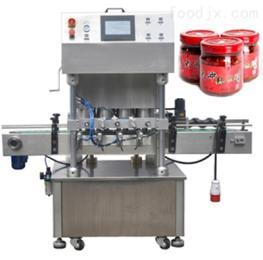 DT-01異型瓶分裝包裝連續真空封口旋蓋機  活塞泵 速度快  用人少  效率高