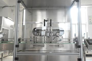 SYFM-4全自动葵花油灌装机 用人少 效率高 精度高不滴漏