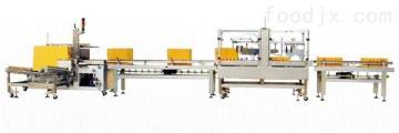 DT-01株洲沙拉酱灌装、旋盖、贴标、开箱、装箱、封箱、自动化流水生产线  带搅拌