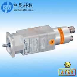 EX860EADR1210中昊供应防爆伺服电机EX860EADR1210