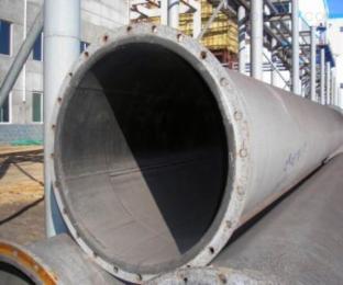 DN273防腐襯里管道 防腐襯里橡膠管道 化工防腐管道