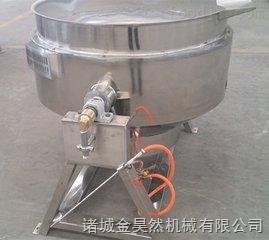 蒸汽加热高温高压粽子蒸煮锅  不锈钢高温高压粽子蒸煮锅   可倾式蒸汽加热蒸煮锅