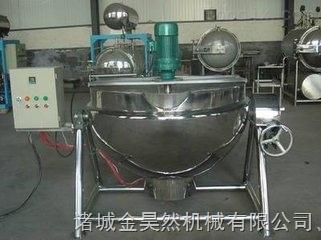 多动能食品通用蒸煮锅   蒸汽加热蒸煮锅   可倾式蒸汽高温蒸煮锅
