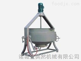 蒸汽加热酱料行星搅拌炒锅   全自动蒸汽加热搅拌炒锅  大型酱料炒制搅拌炒锅