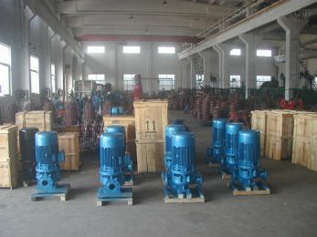 ISG65-125利欧ISG立式管道循环直联离心泵ISG65-125热水流程泵消防喷淋泵增压泵锅炉给水泵