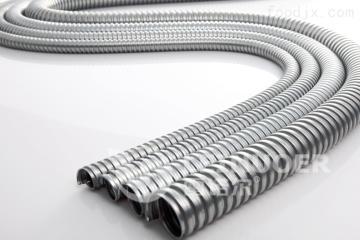 LNE-JS鍍鋅金屬軟管,JS可撓式金屬浪管