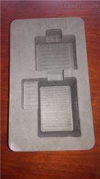 EVA雕刻包装内衬铝箱工具固定包装EVA海绵内托成型