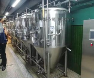 产量800L的精酿啤酒发酵罐设备