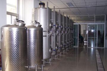 小型樱桃小型樱桃果酒酿造生产线设备