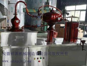 白兰地蒸馏发酵罐设备