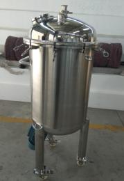 不锈钢灌装机储存罐