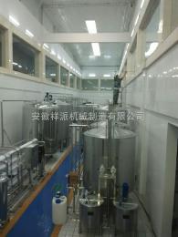 格瓦斯饮料生产线