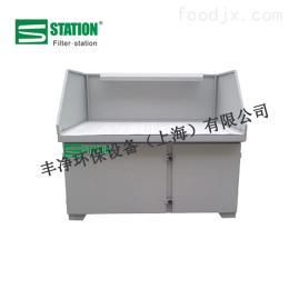 SDW工业除尘设备-不锈钢集尘器-集尘工作台-丰净环保设备